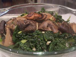 Cómo preparar las setas shiitake seco