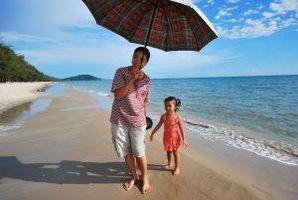 Las mejores maneras de tomar dinero al extranjero a Tailandia