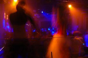 Columbus, Ohio con clubes Pistas de baile
