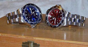 Diferencia entre el cuarzo y relojes mecánicos