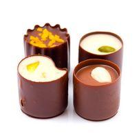 Cómo derretir el chocolate para el caramelo