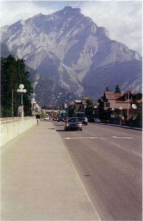 Características importantes del Parque Nacional Banff