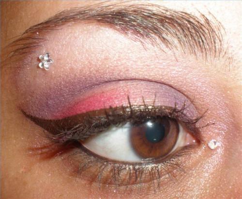 La mejor manera de poner en Delineador de ojos