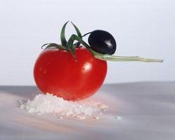 Características físicas roca de sal
