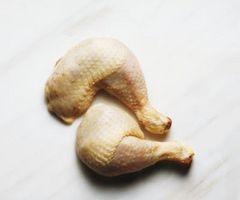 Cuánto tiempo cocinar Pollo congelado Cuando caza furtiva