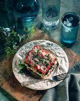 Para preparar con anticipación comidas vegetarianas