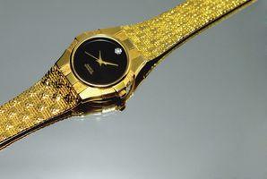 Usted puede Replate una correa de reloj de oro para hacer que parezca nuevo otra vez?