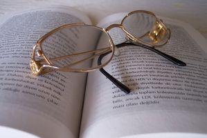 Cómo eliminar los revestimientos de las lentes recetados