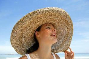 Cómo hacer sombreros de paja suave Seagrass
