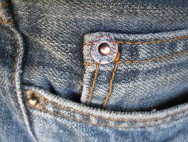 Cómo reconocer Vintage Levi Jeans