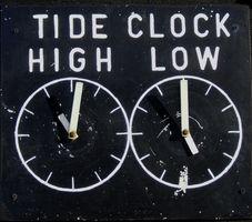 Cómo configurar un reloj con las Tablas de mareas