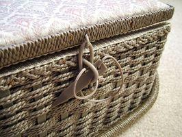 Cómo hacer chaquetas de una colcha de chenilla