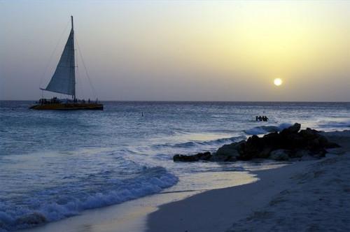 El turismo en Curacao y Aruba