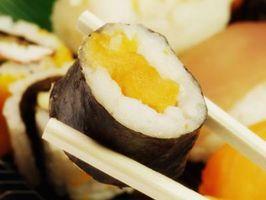 Usos de arroz glutinoso Harina