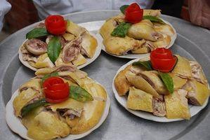 Cómo utilizar pollo hervido en Recetas