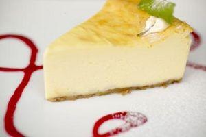 Cómo saber cuando una tarta de queso se cuece suficientemente larga