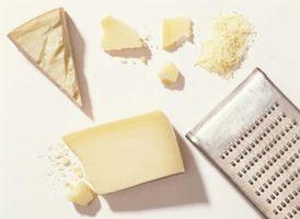 Cómo ablandar el queso parmesano Secas