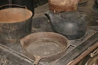 Cómo Limpiar Una Sartén De Hierro Oxidado Moldeada Stguitars Com