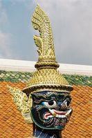 Tailandesa Peinados para Hombres