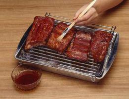 Puede usted hacer la barbacoa costillas de carne de cerdo como costillas?