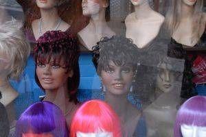 Cómo mantener pelucas sintéticas Del devenir Crespo