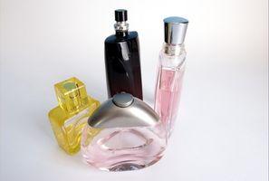 Cómo hacer su propio perfume Conjunto