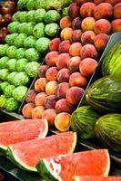Los alimentos que contienen grasas