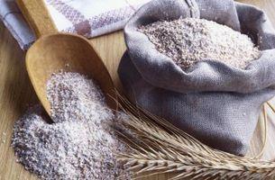 Cómo utilizar la harina de trigo como aglutinante