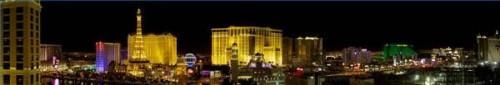 La historia de los hoteles en Las Vegas