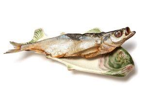 Lista de pescado con la menor Mercurio