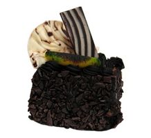 Ideas para decorar una torta de cumpleaños del chocolate