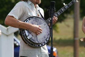 Bluegrass Festival en Franklin, Kentucky