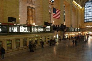 Restaurantes en la Terminal Grand Central en Nueva York