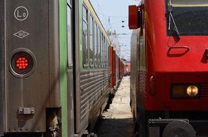 Viajes en tren del Medio Oeste