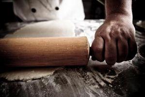 ¿Cómo puedo hacer masa de harina con tener solo uso múltiple de la harina?
