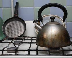 Consejos para cocinar en una estufa de cristal