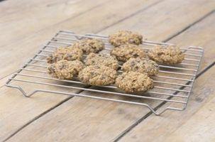 Ideas de presentación para las galletas de avena