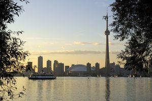 La mayoría de los restaurantes románticos de Toronto