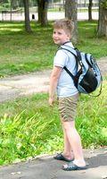 Tipos de bolsos de escuela