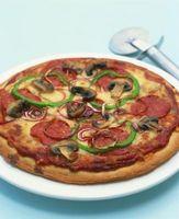 Hierbas que se usan para hacer la pizza