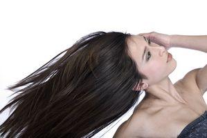 ¿Qué hace fuerte y sano del cabello?
