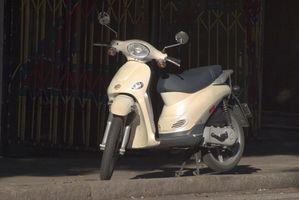 ¿Cuáles son las especificaciones del DOT para los scooters?
