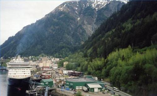 La información sobre cruceros de Alaska