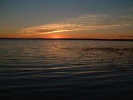 Los camping RV públicas en el lago Champlain, Vermont