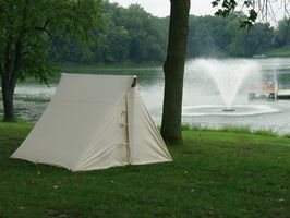 Campamentos cerca de Pigeon Forge, Tennessee