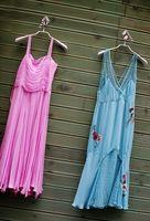 Tipos de materiales de vestir