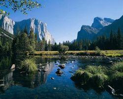 Un buen lugar para ir a acampar a las 2 horas de Modesto, California