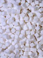 ¿Qué químicos tiene el azúcar blanco, azúcar tiene?