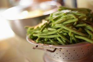 Cómo quitar el sabor en conserva de los Frijoles de Cuerda