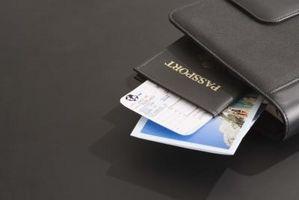 Cómo llenar una solicitud de pasaporte para un bebé